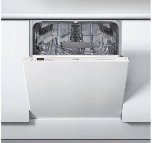 WHIRLPOOL WIO 3C23 6 E, Vstavaná umývačka riadu