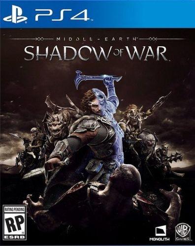 PS4 - ME: Shadow of War
