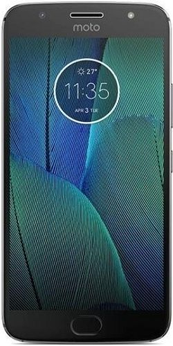 Motorola Moto G5s Plus Single SIM sivý
