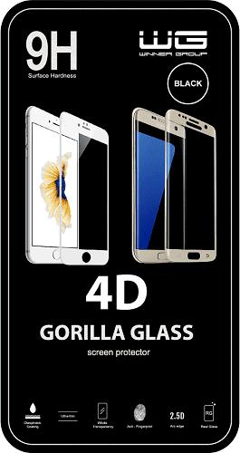 Winner ochranné tvrdené sklo iPhone Xr 4D