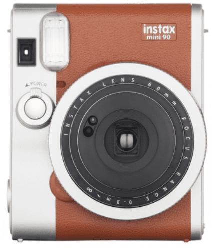 Fujifilm Instax Mini 90 Neo hnedý