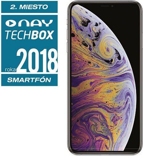 APPLE-IPHONE-XS-MAX-256-GB-STRIEBORNÝ