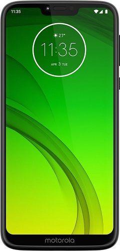 Motorola Moto G7 Power čierny