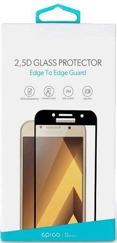 Epico 2,5D tvrdené sklo pre Honor 8X, čierna