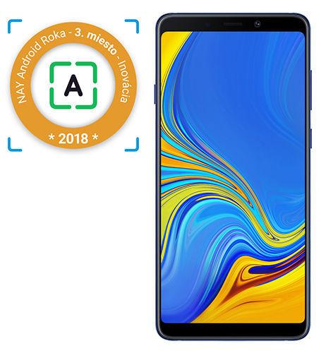 0511a79a6 Samsung Galaxy A9 128 GB modrý   Nay.sk