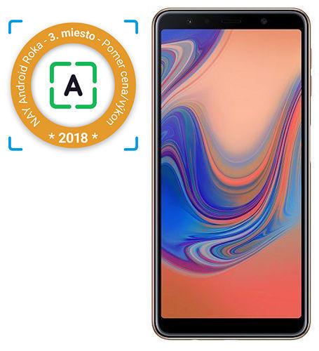 Samsung-Galaxy-A7-64-GB-zlatý