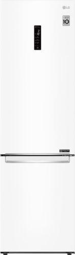 LG GBB62SWFFN, biela kombinovaná chladnička