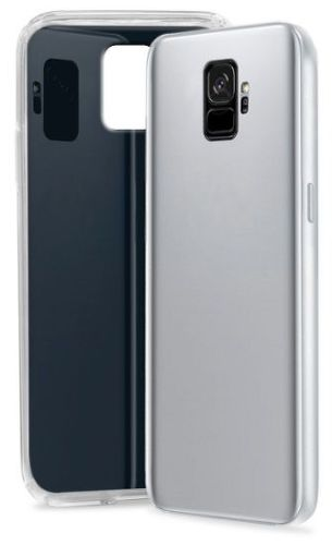 SBS Glue TPU puzdro pre Samsung Galaxy S9, čierna