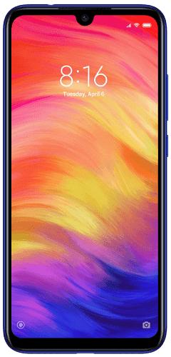 Xiaomi Redmi Note7 64 GB modrý