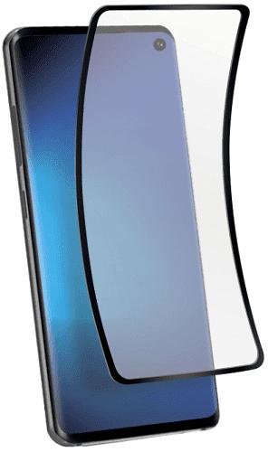 SBS Flexi ochranné sklo pre Samsung Galaxy S10, čierna