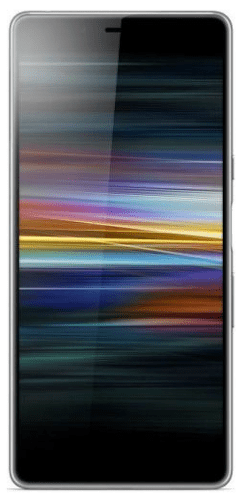 Sony Xperia L3 Dual SIM strieborný