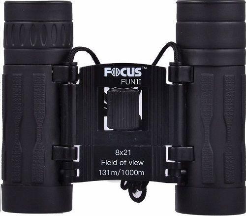 Focus Sport Optics Fun II 10x25 čierny