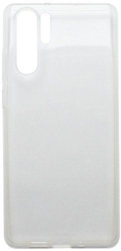 Mobilnet gumené puzdro pre Huawei P30 Pro, transparentné