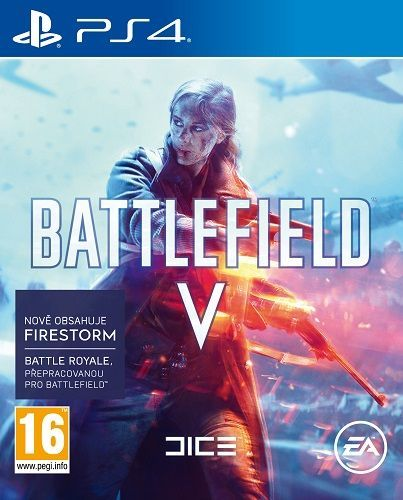 Battlefield V PS4 hra