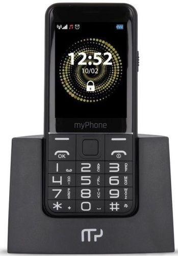 MyPhone Halo Q čierny