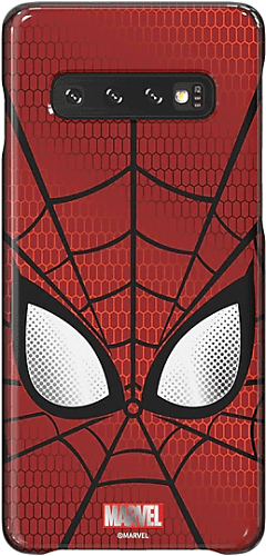 Samsung Marvel puzdro pre Samsung Galaxy S10, Spider-Man