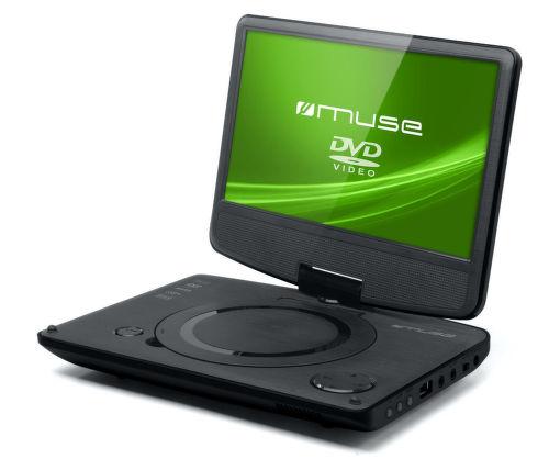 MUSE M-970DP, prenosné DVD