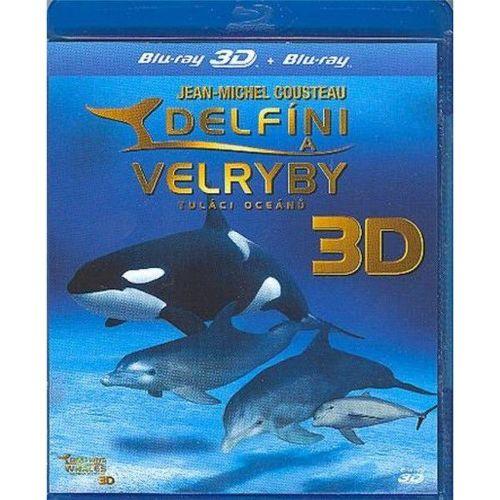 BD F - 3D Delfíni a velryby : Tuláci oceánů