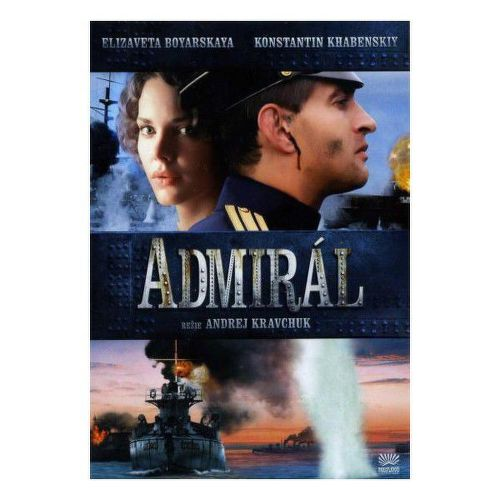 DVD F - Admirál (pošetka)