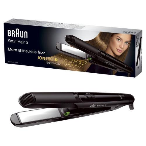 BRAUN Satin Hair 5 - Žehlička ST560, Žehlička na vlasy