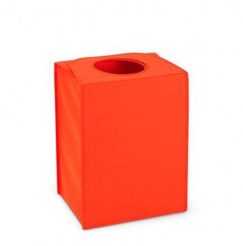 BRABANTIA 104220, Taška na prádlo 50L, červená