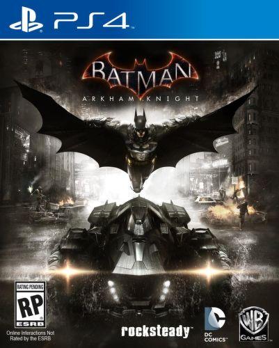 Batman Arkham Knight - hra pro PS4