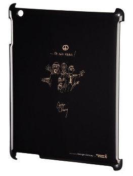 Whatever it Takes obal pre iPad2, dizajn: George Clooney, čierny