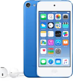 Apple iPod Touch 32GB (modrý)