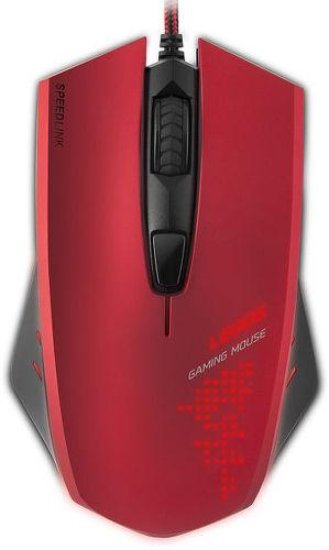 SPEEDLINK LEDOS Gaming Mouse, red