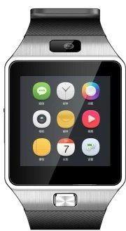 Carneo Smart Watch (čierno-strieborne) - Smart hodinky  37ef7ea683d