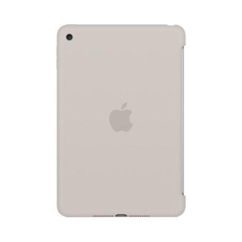 APPLE iPad mini 4 Silicone Case - Stone MKLP2ZM/A