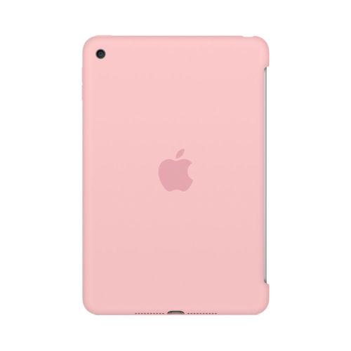 APPLE iPad mini 4 Silicone Case - Pink MLD52ZM/A