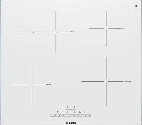 Bosch PIF672FB1E - biela indukčná varná doska
