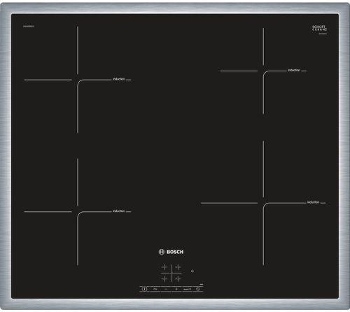 Bosch PIE645BB1E - čierna indukčná varná doska