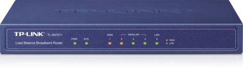 TP-LINK TL-R470T+, Multi-WAN router