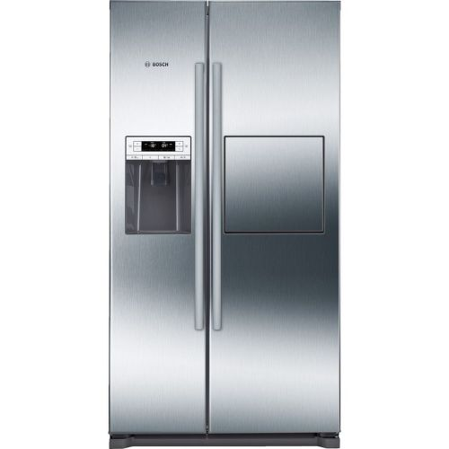 BOSCH KAG90AI20, nerezová americká chladnička