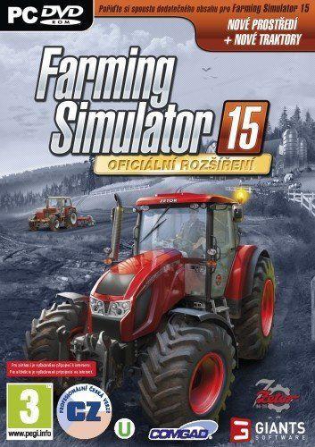 PC - Farming Simulator 15 - Oficiální rozšíření Zetor