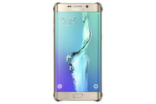 Samsung kryt Glitter pre Galaxy S6 edge+ (zlatý)