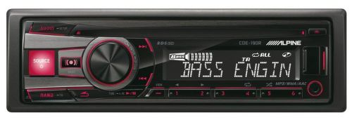 Alpine CDE-190R