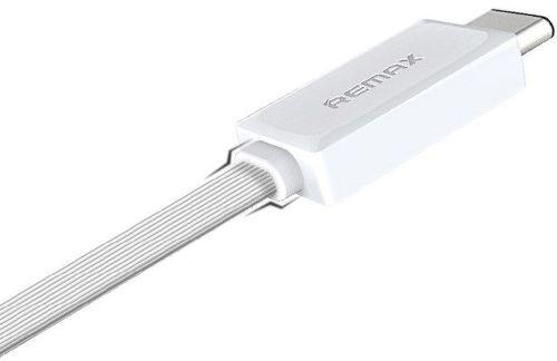 REMAX AA-1121 kabel TYP USB - C biely