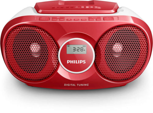 Philips AZ215R (červený)
