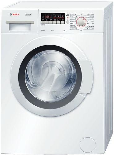 Bosch WLG24260BY - biela slim práčka plnená spredu