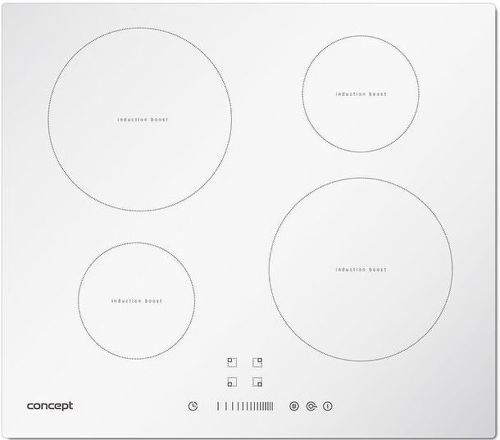 Concept IDV-2760wh - biela indukčná varná doska