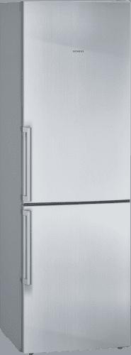 Siemens KG36EEI42 - nerezová kombinovaná chladnička