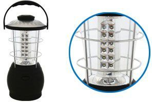 SOMOGYI CL 36L, Kempingové LED svietidlo