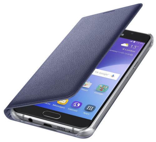 Samsung EF-WA510PB Flip Galaxy A5, A510 (čierny)_2