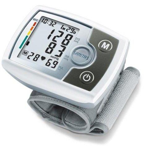 SANITAS SBM 03, tlakomer na zapastie
