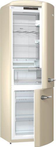 GORENJE ONRK193C, kombinovaná Retro chladnička