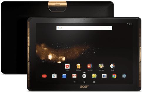 "ACER Iconia Tab 10 A3-A40 MT8163A 10.1"", 32GB, čierna"