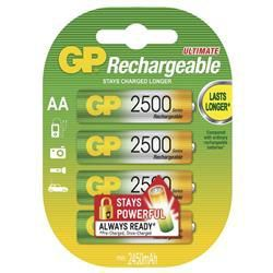 GP B14053 - AAA (HR6) 2500mAh, 4ks